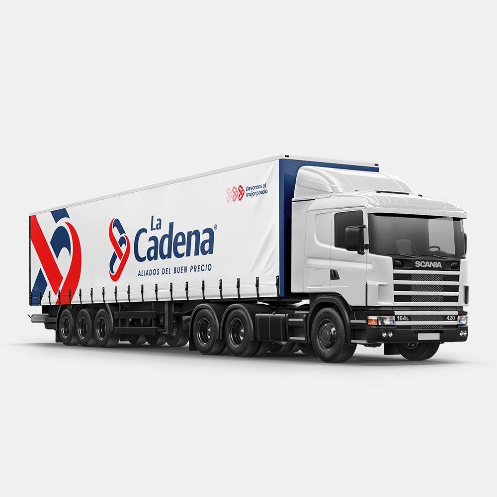 Camión La Cadena